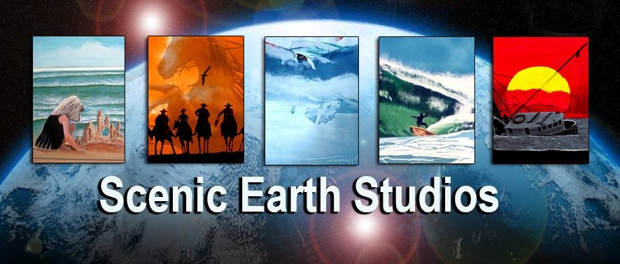 About Scenic Earth Studios Fine Art Gallery